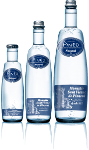 Pineo Natural, agua mineral natural