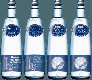 L'aigua saludable de Pineo