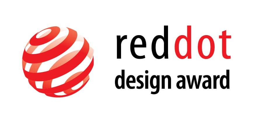 RedDot design award: Pineo water won deze