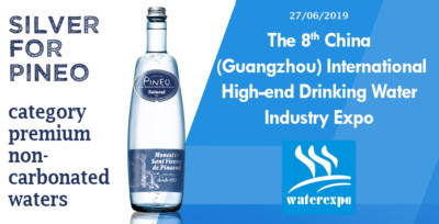 The 8th International premium drinking water exhibition in Guangzhou