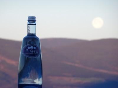 Mijn favoriete water is dat van Lluna Plena de Pineo in Spanje. Pineo heeft deze fantastische smaak