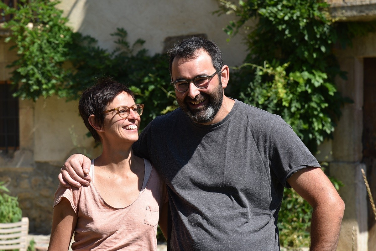 Lidia & Marc von Bed & Breakfast Cal Calsot