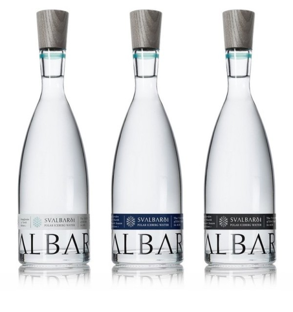 Svalbardi water is one of the most expensive water brands in the world