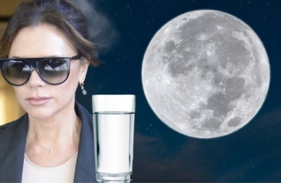 Victoria Beckham swears by Moon Water Pineo.