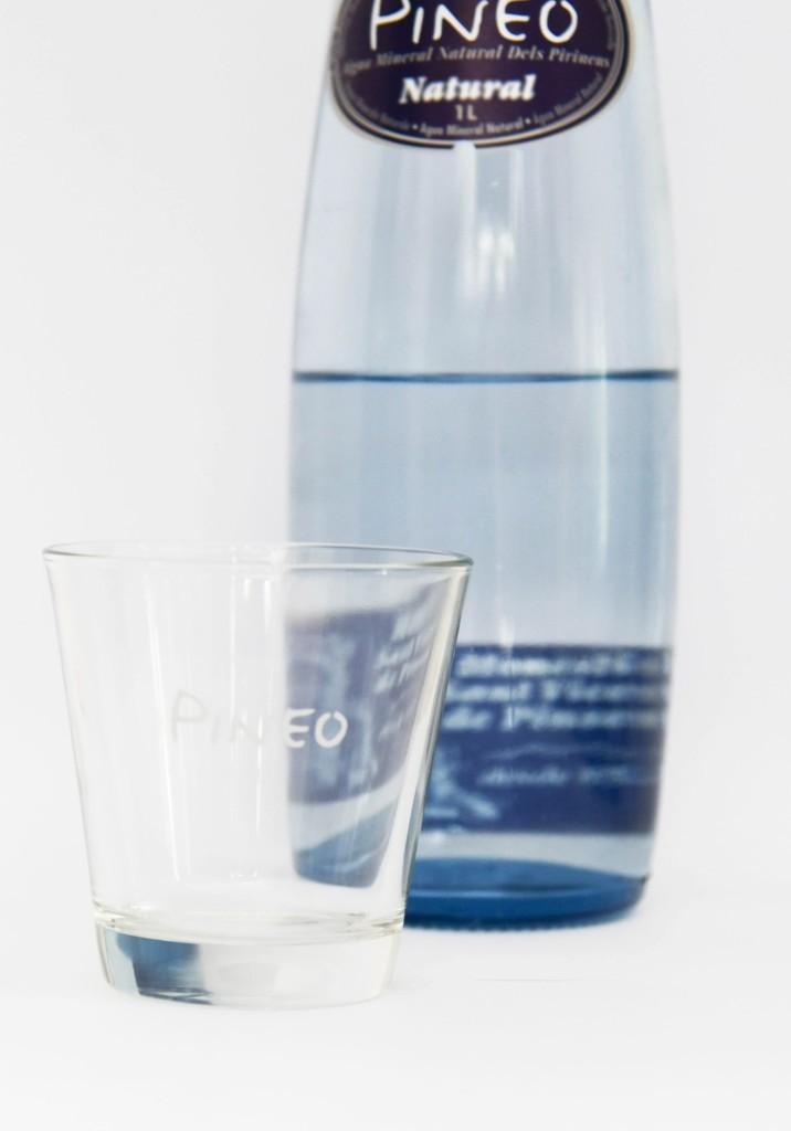 Bronwater Pineo heeft een met droogrest van 223mg/liter