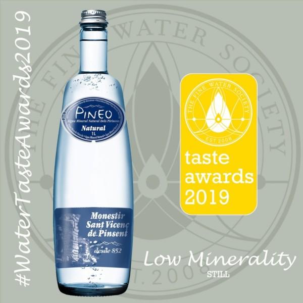 Water Taste Award 2019
