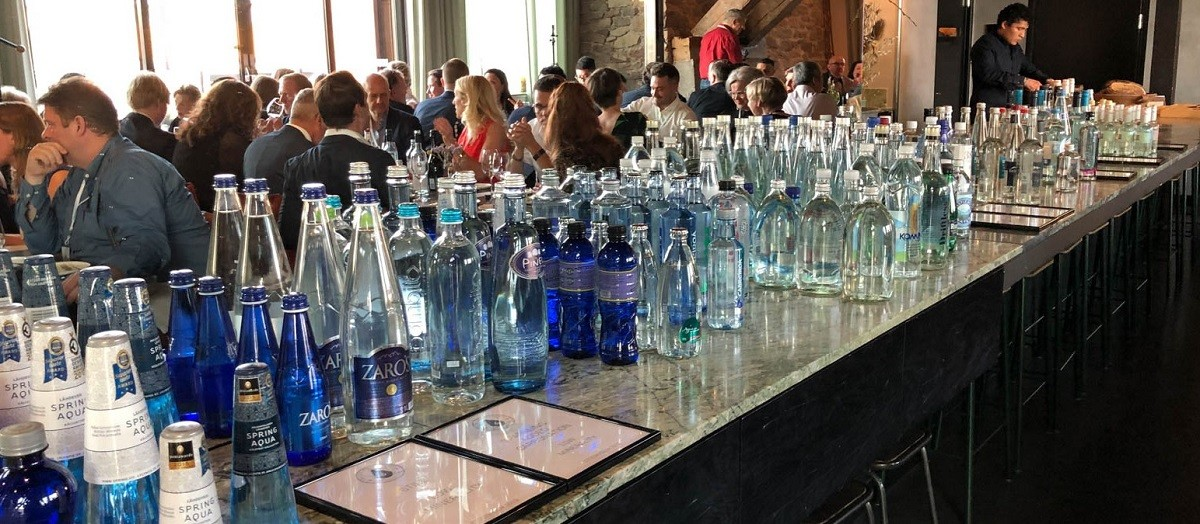 Water Taste Awards 2019 Pineo voted the tastiest water
